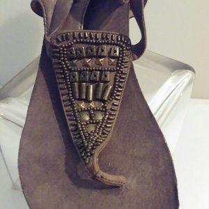 Nine West Wedge Heel Sandals